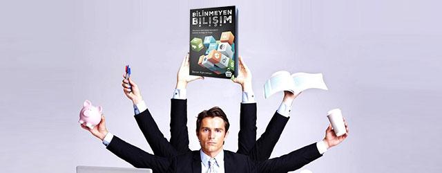 Girişimcilik Kitabı Olarak Bilinmeyen Bilişim